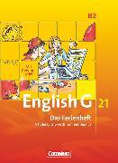 Cover-Bild zu English G 21, Ausgabe B, Band 2: 6. Schuljahr, Das Ferienheft, A holiday trip with Tom and Jessica, Arbeitsheft von Seidl, Jennifer