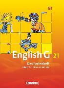 Cover-Bild zu English G 21, Ausgabe B, Band 1: 5. Schuljahr, Das Ferienheft, Holiday fun with Alice and Max, Arbeitsheft von Seidl, Jennifer