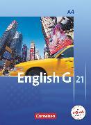 Cover-Bild zu English G 21, Ausgabe A, Band 4: 8. Schuljahr, Schülerbuch, Kartoniert von Abbey, Susan
