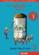 Cover-Bild zu KIKUS-Materialien. Arbeitsblätter 3 von Garlin, Edgardis