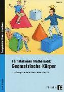 Cover-Bild zu Lernstationen Mathematik: Geometrische Körper von Keil, Marion