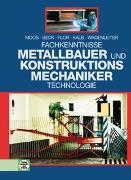 Cover-Bild zu Fachkenntnisse Metallbauer und Konstruktionsmechaniker von Beck, Michael