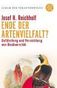 Cover-Bild zu Ende der Artenvielfalt? von Reichholf, Josef H.