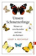 Cover-Bild zu Unsere Schmetterlinge von Reichholf, Josef H.