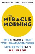 Cover-Bild zu Elrod, Hal: The Miracle Morning
