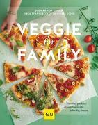 Cover-Bild zu Veggie for Family von Cramm, Dagmar von