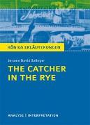 Cover-Bild zu The Catcher in the Rye - Der Fänger im Roggen von Jerome David Salinger von Salinger, Jerome David