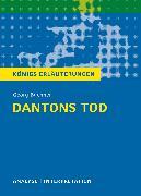 Cover-Bild zu Dantons Tod von Georg Büchner. Königs Erläuterungen (eBook) von Bernhardt, Rüdiger