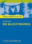 Cover-Bild zu Die Blechtrommel von Günter Grass (eBook) von Bernhardt, Rüdiger
