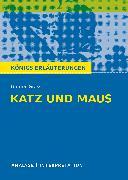 Cover-Bild zu Katz und Maus. Königs Erläuterungen (eBook) von Bernhardt, Rüdiger
