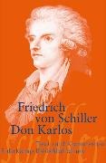 Cover-Bild zu Don Karlos von Schiller, Friedrich
