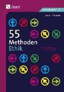 Cover-Bild zu 55 Methoden Ethik von Thömmes, Arthur