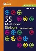 Cover-Bild zu 55 Methoden Biologie von Fischer, Christine