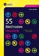 Cover-Bild zu 55 Methoden Deutsch von Schäfer, Stefan