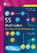 Cover-Bild zu 55 Methoden für interaktive Whiteboards von Boelmann, Jan M.