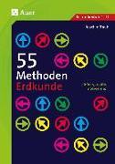 Cover-Bild zu 55 Methoden Erdkunde von Traub, Joachim