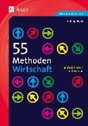 Cover-Bild zu 55 Methoden Wirtschaft von Beyer, Philipp