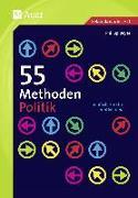 Cover-Bild zu 55 Methoden Politik von Beyer, Philipp