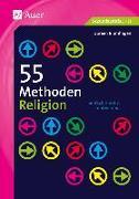 Cover-Bild zu 55 Methoden Religion von Blumhagen, Doreen