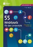 Cover-Bild zu 55 Webtools für den Unterricht von Busch, Michael
