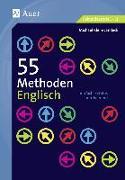 Cover-Bild zu 55 Methoden Englisch von Klein-Landeck, Michael