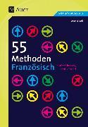 Cover-Bild zu 55 Methoden Französisch von Knoll, Vera