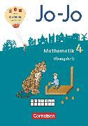 Cover-Bild zu Jo-Jo Mathematik, Allgemeine Ausgabe 2018, 4. Schuljahr, Übungsheft von Becherer, Joachim