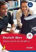 Cover-Bild zu deutsch üben - Wortschatz & Grammatik B2 (eBook) von Billina, Anneli
