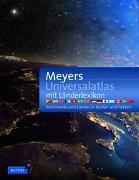 Cover-Bild zu Meyers Universalatlas mit Länderlexikon