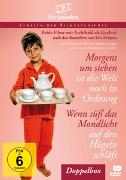 Cover-Bild zu Morges um sieben ist die Welt noch in Ordnung von Archibald Eser (Schausp.)