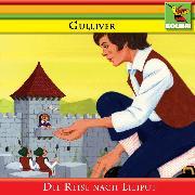 Cover-Bild zu Gulliver - Die Reise nach Liliput (Audio Download) von Swift, Jonathan