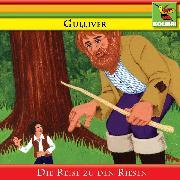 Cover-Bild zu Gulliver - Die Reise zu den Riesen (Audio Download) von Swift, Jonathan