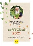 Cover-Bild zu Mein persönlicher Gartenkalender 2021