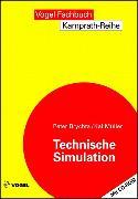 Cover-Bild zu Technische Simualtion mit CD (eBook) von Brychta, Peter