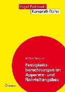 Cover-Bild zu Festigkeitsberechnungen im Apparate- und Rohrleitungsbau (eBook) von Wagner, Walter