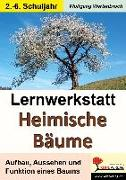 Cover-Bild zu Lernwerkstatt Heimische Bäume