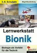 Cover-Bild zu Lernwerkstatt Bionik von Brandenburg, Birgit
