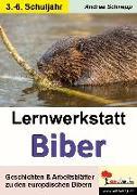 Cover-Bild zu Lernwerkstatt Biber von Schnepp, Andrea