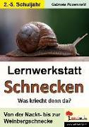 Cover-Bild zu Lernwerkstatt Schnecken von Rosenwald, Gabriela