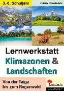 Cover-Bild zu Lernwerkstatt Klimazonen & Landschaften von Vonderlehr, Tobias
