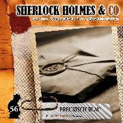 Cover-Bild zu Sherlock Holmes & Co, Folge 56: Preußisch Blau (Audio Download) von Beckmann, Thorsten