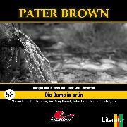 Cover-Bild zu Pater Brown, Folge 58: Die Dame in Grün (Audio Download) von Balfour, Tom