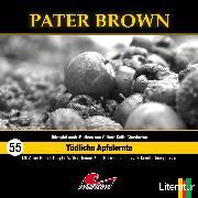 Cover-Bild zu Pater Brown, Folge 55: Tödliche Apfelernte (Audio Download) von Ernst, Christoph