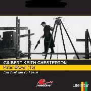 Cover-Bild zu Pater Brown, Folge 10: Das Duell des Dr. Hirsch (Audio Download) von Chesterton, Gilbert Keith