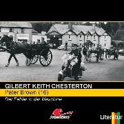 Cover-Bild zu Pater Brown, Folge 16: Der Fehler in der Maschine (Audio Download) von Chesterton, Gilbert Keith