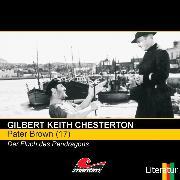 Cover-Bild zu Pater Brown, Folge 17: Der Fluch der Pendragons (Audio Download) von Chesterton, Gilbert Keith