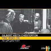 Cover-Bild zu Pater Brown, Folge 18: Der geflügelte Dolch (Audio Download) von Chesterton, Gilbert Keith