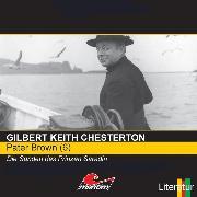 Cover-Bild zu Pater Brown, Folge 6: Die Sünden des Prinzen Saradin (Audio Download) von Chesterton, Gilbert Keith
