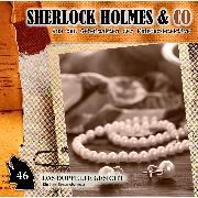 Cover-Bild zu Sherlock Holmes & Co, Folge 46: Das doppelte Gesicht (Audio Download) von Beckmann, Thorsten