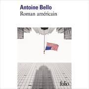 Cover-Bild zu Roman américain von Bello, Antoine